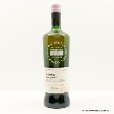 SMWS 36.127 Benrinnes 2004 12 Year Old
