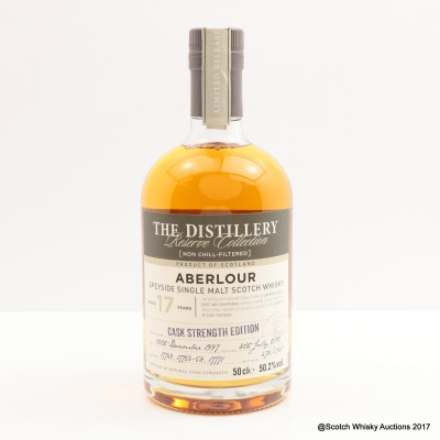 Aberlour 1997 17 Year Old Distillery Reserve Collection 50cl