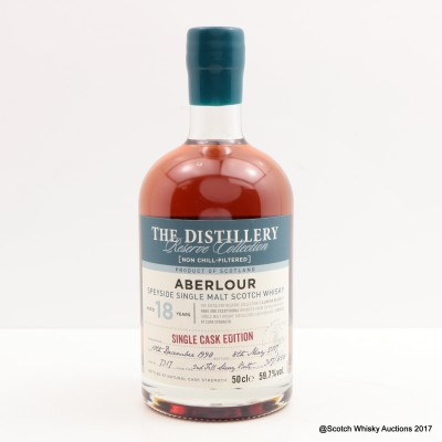 Aberlour 1998 18 Year Old Distillery Reserve Collection 50cl