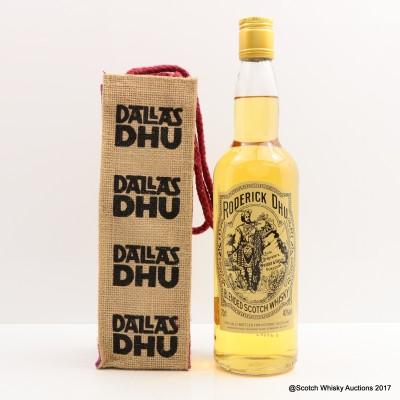 Roderick Dhu Blended Scotch Whisky