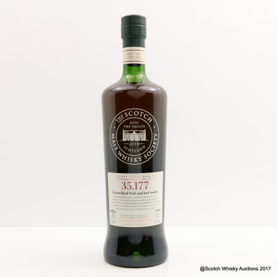 SMWS 35.177 Glen Moray 1994 21 Year Old