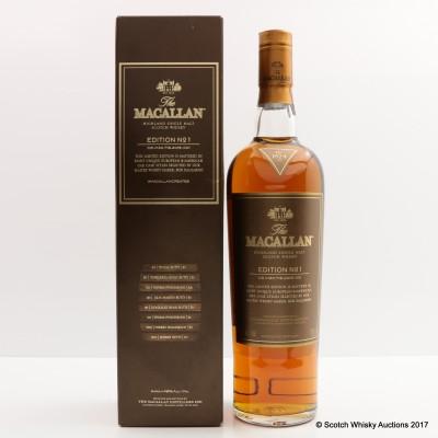 Macallan Edition No1