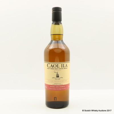 Caol Ila Distillery Only 2017 Release