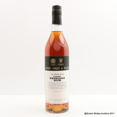 Caroni Trinidad Rum 19 Year Old Berry Bros & Rudd For The Nectar