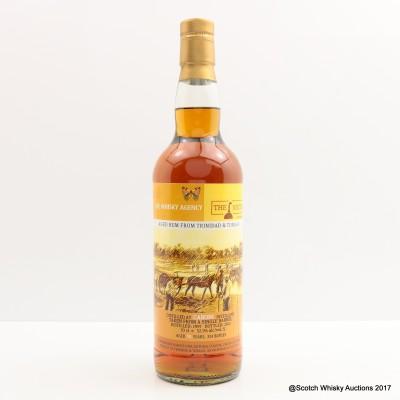 Caroni 1997 15 Year Old Whisky Agency