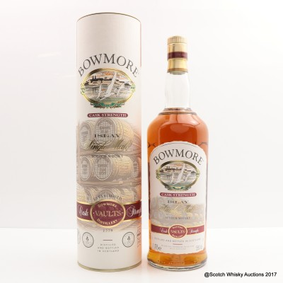 Bowmore Cask Strength 1L