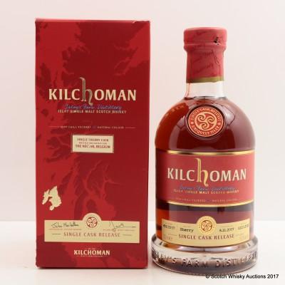 Kilchoman 2007 Single Cask Release for The Nectar
