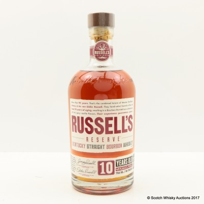Russell's Reserve 10 Year old 75cl
