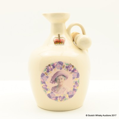 Rutherford's Ceramics Life Of The Queen Mother
