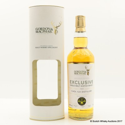Caol Ila 2004 Gordon & Macphail Exclusive for Soho Whisky Club