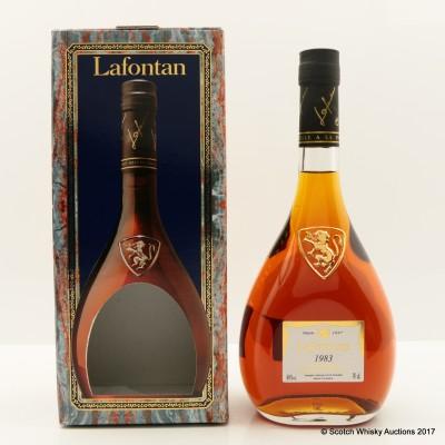 Lafontan 1983 Bas-Armagnac