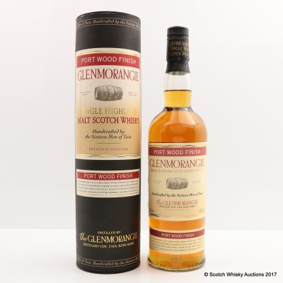 Glenmorangie Port Wood Finish