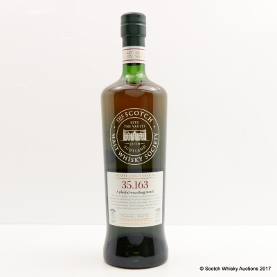 SMWS 35.163 Glen Moray 1994 21 Year Old