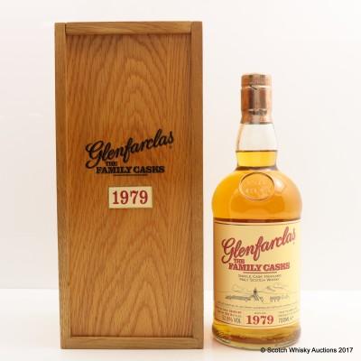 Glenfarclas 1979 Family Cask #146