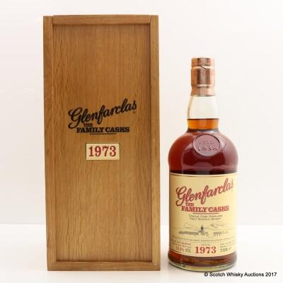 Glenfarclas 1973 Family Cask #2578