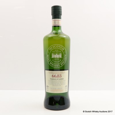 SMWS 66.83 Ardmore 2001 14 Year Old