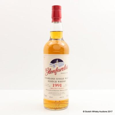 Glenfarclas 1991 Christmas Edition
