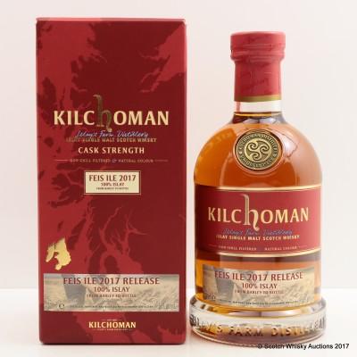 Kilchoman Feis Ile 2017