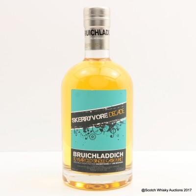 Bruichladdich 10 Year Old Skerryvore Decade
