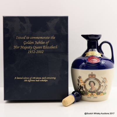 Rutherford's Ceramics Queen Elizabeth Golden Jubilee