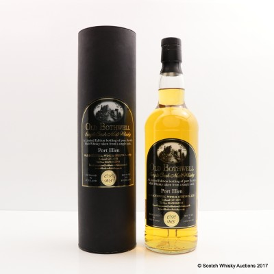 Port Ellen 1983 28 Year Old Old Bothwell Wine & Spirits