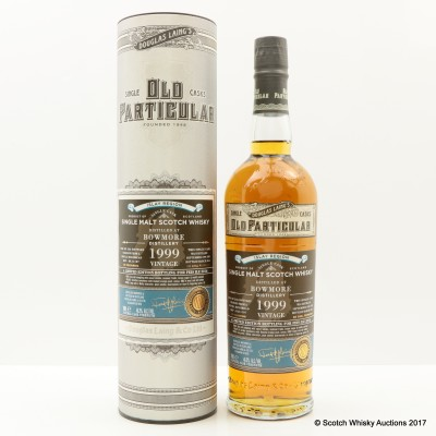 Bowmore 1999 Feis Ile 2016 Old Particular
