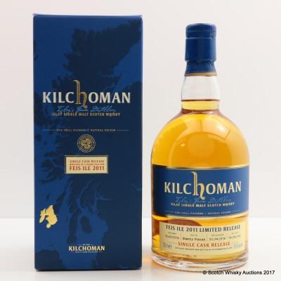 Kilchoman Feis Ile 2011