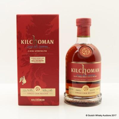 Kilchoman 2009 Single Cask Distillery Exclusive