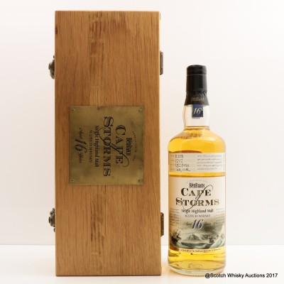 BenRiach 16 Year Old Cape Of Storms