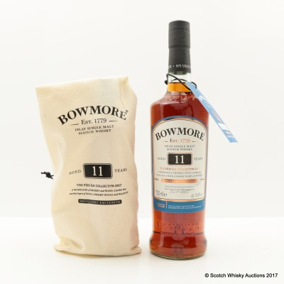 Bowmore Feis Ile 2017 11 Year Old Distillery Exclusive