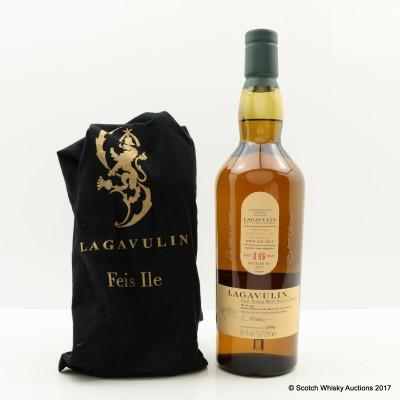 Lagavulin Feis Ile 2017