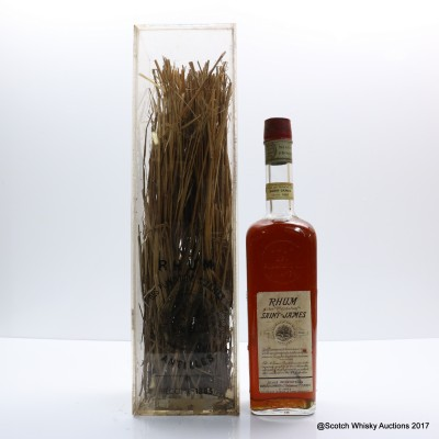 "Saint-James 1885 Des ""Plantations"" Rhum"