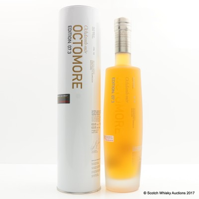 Octomore 07.3 5 Year Old
