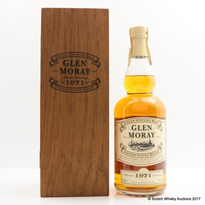 Glen Moray 1971 75cl