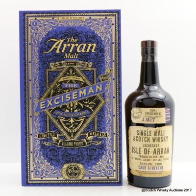 Arran Smugglers' Series - Volume Three 'The Exciseman'
