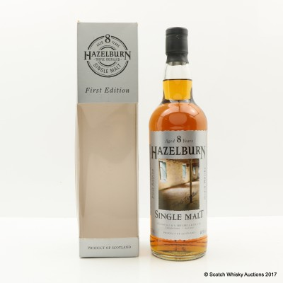 Hazelburn 8 Year Old First Edition The Maltings