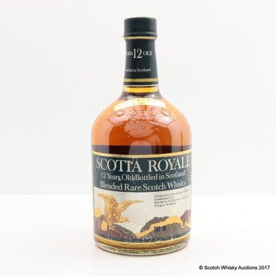 Scotia Royale 12 Year Old 76cl