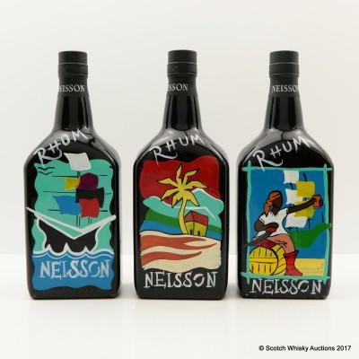 Neisson 2011 Le Corsaire Martinique Rhum Vieux for La Maison du Whisky 3 x 70cl