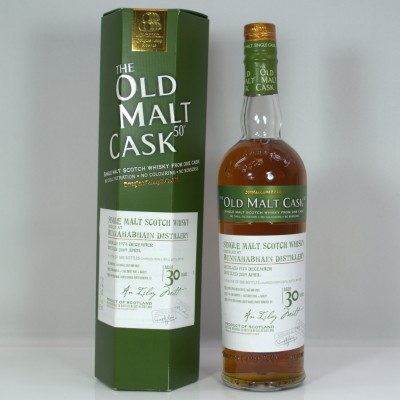 Bunnahabhain 1978 30 Year Old OMC