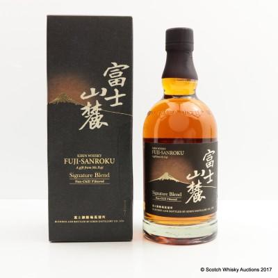 Kirin Whisky Fuji-Sanroku Signature Blend