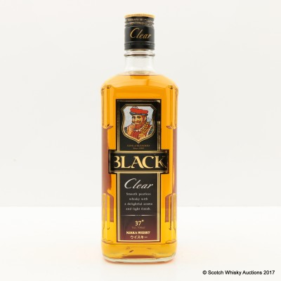 Nikka Black Clear