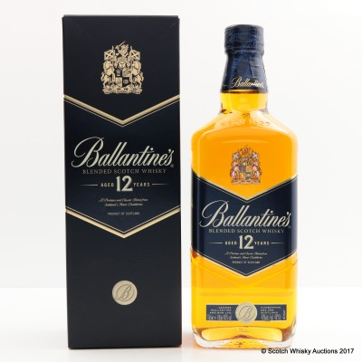 Ballantine's 12 Year Old Christmas Bottling