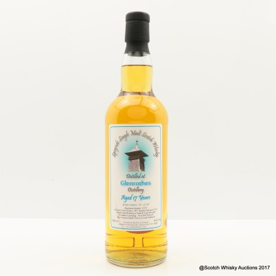 Glenrothes 1997 17 Year Old Whisky Broker