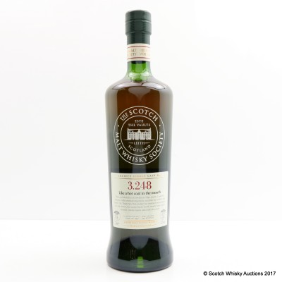 SMWS 3.248 Bowmore 1997 17 Year Old