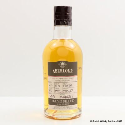 Aberlour 13 Year Old Hand Filled Bourbon Cask