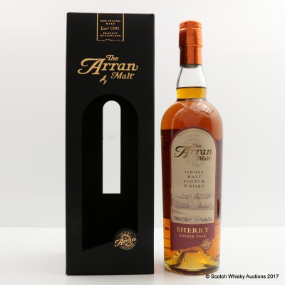 Arran 1998 Sherry Single Cask #84