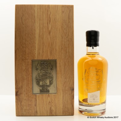 Caol Ila 32 Year Old Single Malts Of Scotland Director's Special
