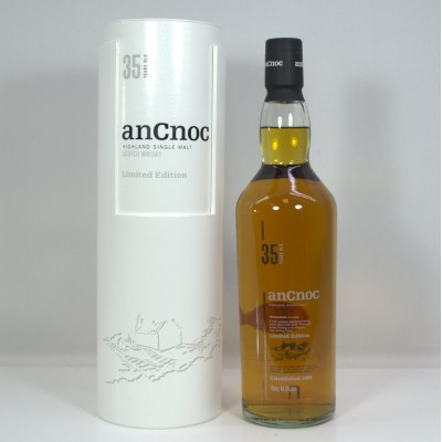 anCnoc Limited Edition 35 Year Old
