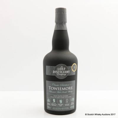 Towiemore Lost Distillery Company