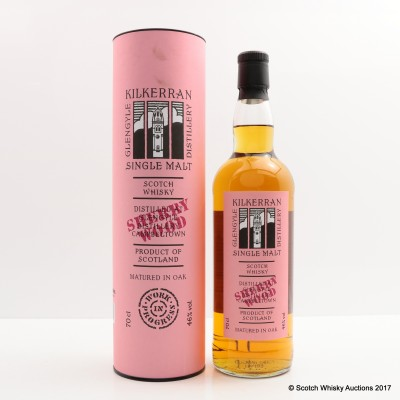 Kilkerran 2004 Work In Progress #6 Sherry Wood